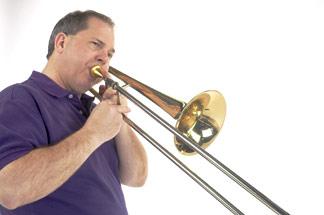 Norlan Bewley Treble Clef Trombone