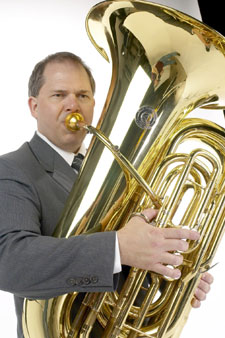 Norlan Bewley's Tuba Tips for Tuba music students