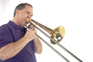 Bach LT16 Trombone  played by Norlan Bewley
