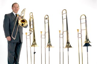 Bach Trombone  Reviews played by Norlan Bewley