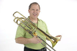 Bach LT42 Trombone  played by Norlan Bewley