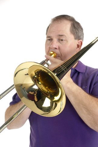 Bach LT6 Trombone  played by Norlan Bewley