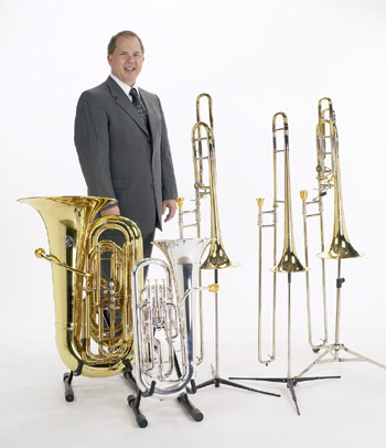 Norlan Bewley uses Monette Mouthpieces