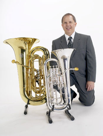 Norlan Bewley Low Brass Music Residencies