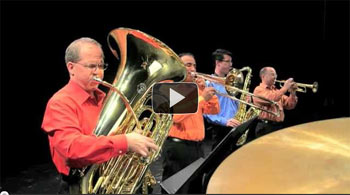 Swing Video by UpBeat Brass